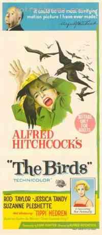 affiche  Les Oiseaux 294208