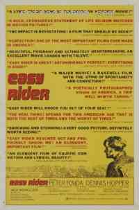 Poster Easy Rider 294407