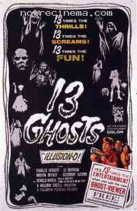 Poster 13 ghosts 294664