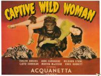 wallpaper  Captive Wild Woman 294718
