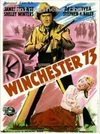 Poster Winchester 73 297398