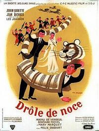 Poster Drôle de noce 298214