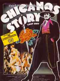 affiche  Chicanos Story 298371