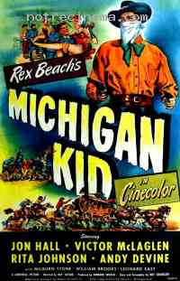 Poster The Michigan Kid 299861