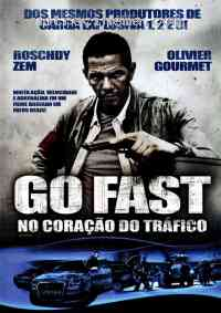 affiche  Go Fast 300814