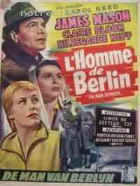 Poster L'Homme de Berlin 301267