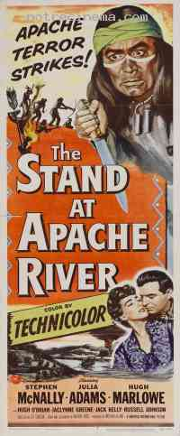 affiche  The Stand at Apache River 301437