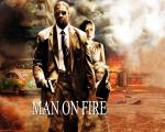 wallpapers Man on fire