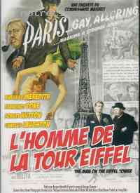 Poster L'Homme de la tour Eiffel 303552
