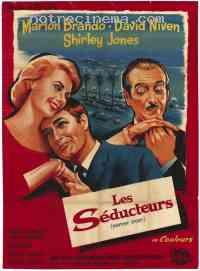Poster Les S�ducteurs 303835