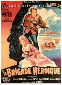 affiche  La Brigade h�ro�que 304047