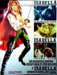 affiche  Isabelle, Duchesse du Diable 305035