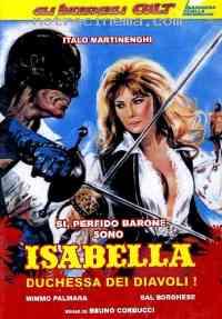 affiche  Isabelle, Duchesse du Diable 305051