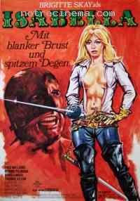 Poster Isabelle, Duchesse du Diable 305053