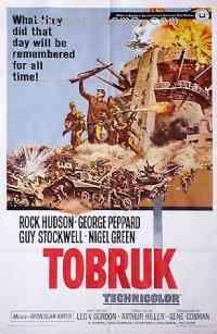 affiche  Tobrouk, commando pour l'enfer 305189
