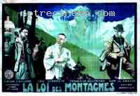 affiche  Maris aveugles / La Loi des montagnes 305328