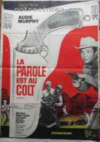 Poster La Parole est au colt 305961