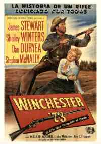 Poster Winchester 73 306227