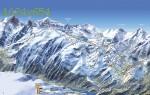 wallpapers Merveilles de France - Alpes