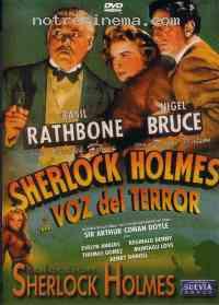 Poster Sherlock Holmes et la Voix de la terreur 310373