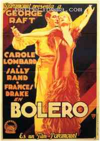 affiche  Boléro 310551