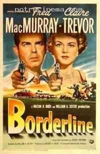 Poster Borderline 310559