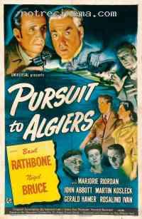 Poster Mission � Alger 313591