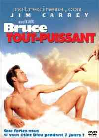 Poster Bruce tout puissant 315002