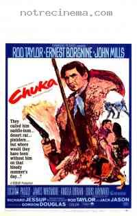 Poster Chuka, le redoutable 316888