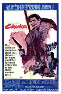 Poster Chuka, le redoutable 316892