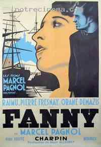 affiche  Fanny 317957