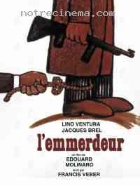 Poster L'Emmerdeur 36806