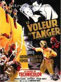 affiche  Le Voleur de Tanger 38233