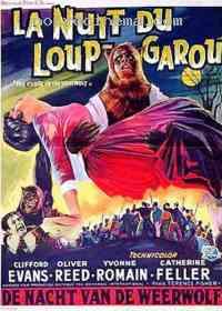 affiche  La Nuit du loup-garou 39049