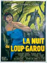 affiche  La Nuit du loup-garou 39050