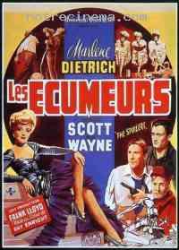 Poster Les �cumeurs 39166