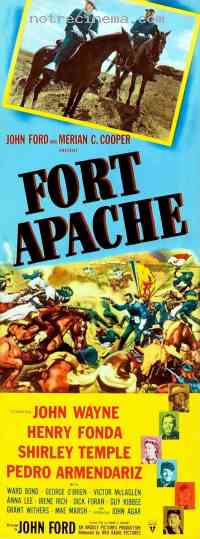 Poster Le Massacre de Fort Apache 39728