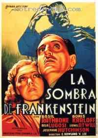 Poster Le Fils de Frankenstein 40911