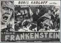 affiche  Le Fils de Frankenstein 40916