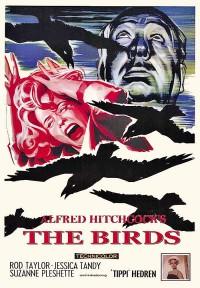 affiche  Les Oiseaux 41189