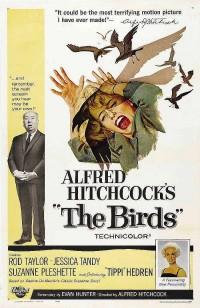 affiche  Les Oiseaux 41192