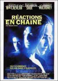 Poster R�actions en cha�ne 41614