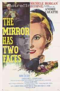 affiche  Le Miroir à deux faces 42564