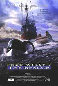 Poster Free Willy 3: the Rescue 42971