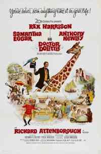 Poster L'Extravagant Docteur Dolittle 44230