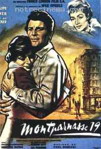 Poster Montparnasse 19 44403