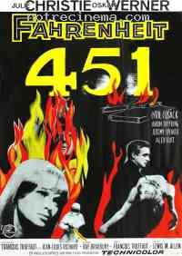 affiche  Fahrenheit 451 44523