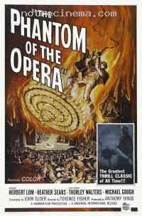 affiche  Le Fantôme de l'Opéra 45119