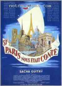 Poster Si Paris nous était conté 46017