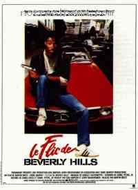 affiche  Le Flic de Beverly Hills 47234
